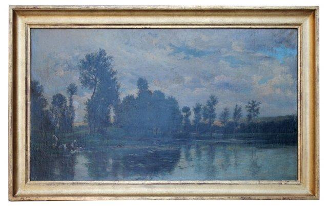 Landscape by Edward Gay