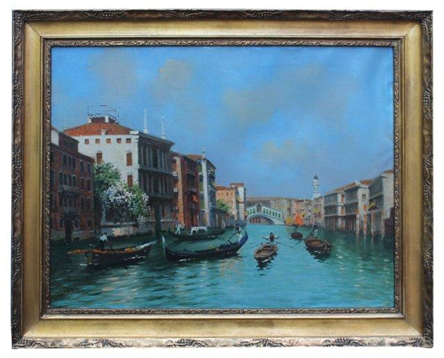 Venice by L. Lanza