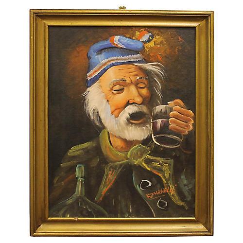 Happy Soldier by L. Romanelli