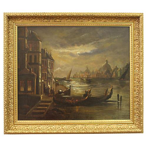 Venice by G. Langeems