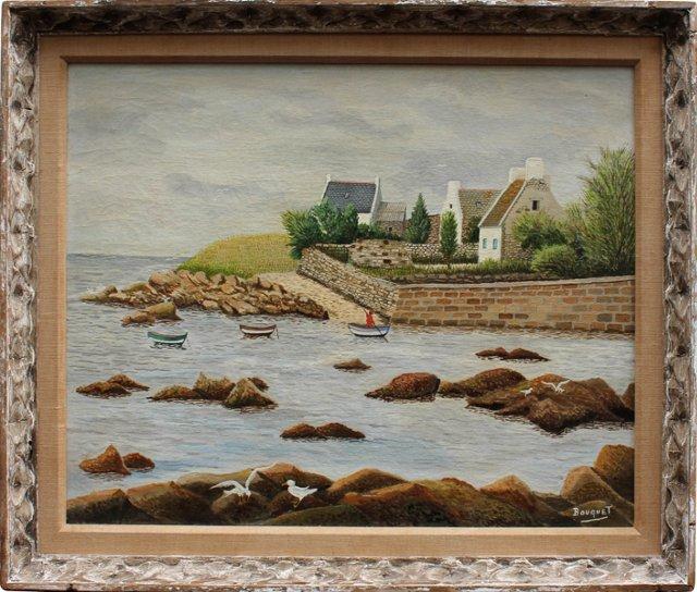 Seascape by André Bouquet