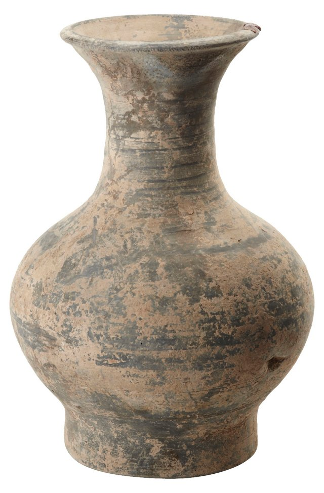 Early Chinese Terracotta Vase