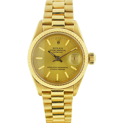 Rolex 6917 Ladies Datejust Watch