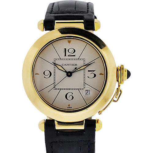 Cartier Pasha Automatic Watch