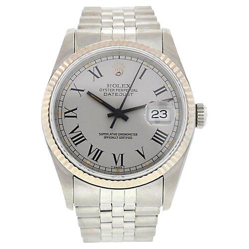 Rolex 16234 Roman Dial Watch