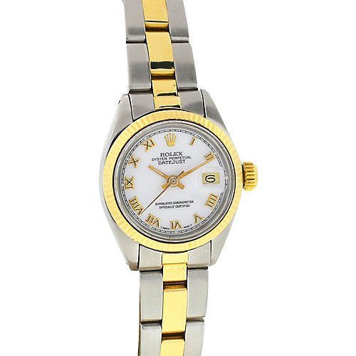 Rolex 6917 Datejust Ladies Auto Watch