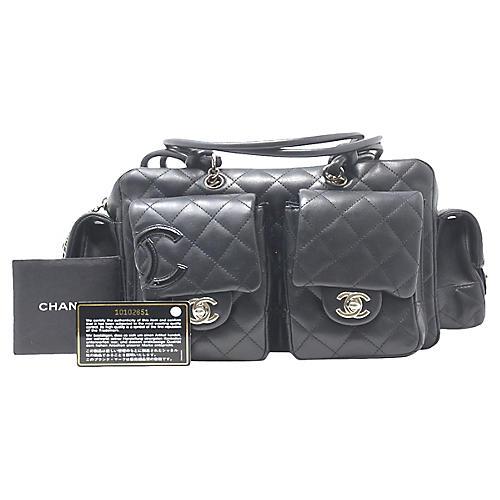 Chanel Cambon Reporter Bag