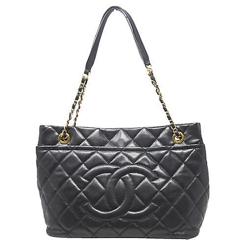 Chanel GHW Soft Shoulder Bag