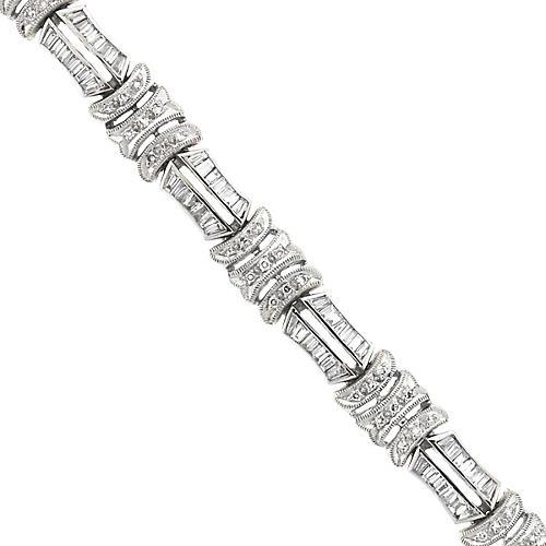 Bellarri 18K Gold & Diamond Bracelet