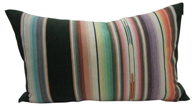 Southwestern Serape Pillow