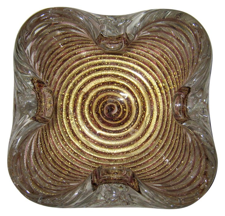 Murano Ashtray