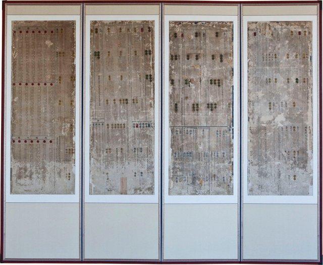 17th-C. Korean Screen