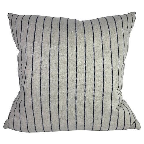 Striped Down Pillow