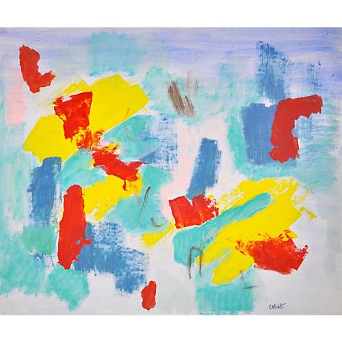 John Von Wicht Abstract