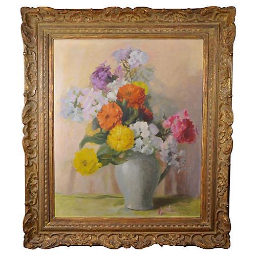 Floral Abundance by Rosetta Bohnert