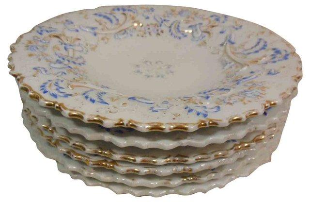 Meissen Plates, S/6