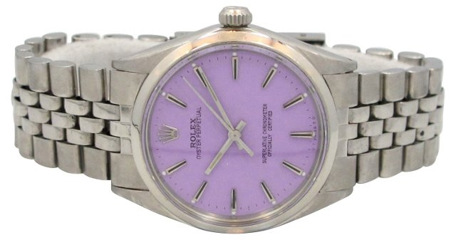 Rolex Oyster Perpetual Purple Dial, 1969