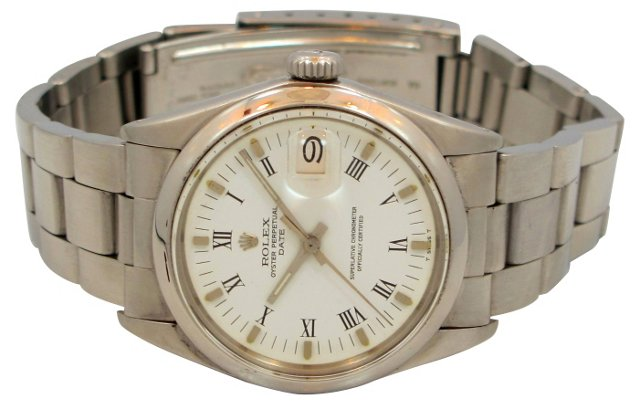 Rolex Date Automatic, Ref. 1500, 1970