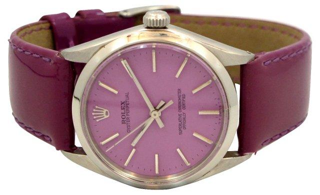 Rolex Purple Dial, 1968
