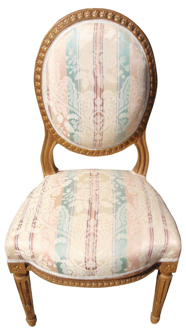 19th-C. Louis XVI-Style Side Chair