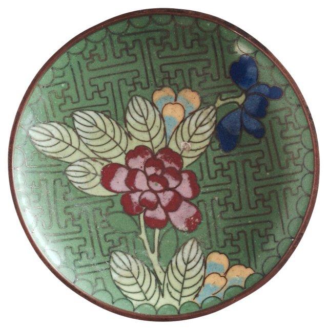 Cloisonné Ring Dish