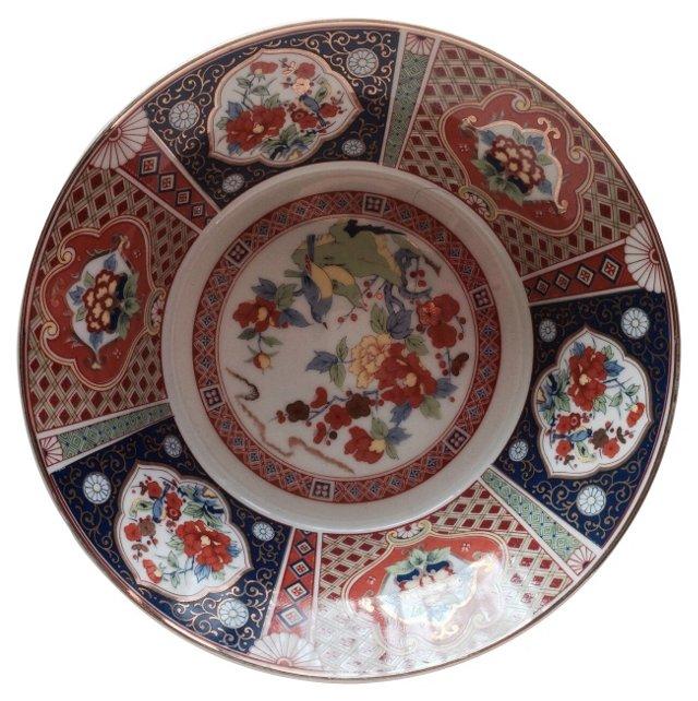 Imari-Style Bowl