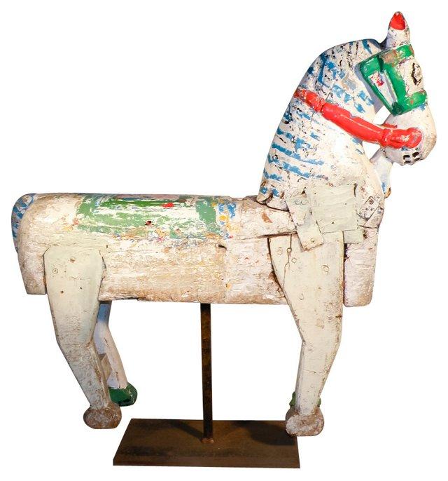 Indian Carousel Horse