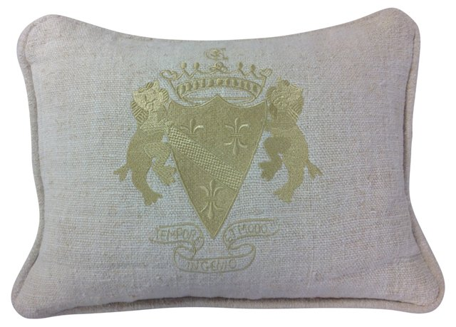 Coat of Arms Pillow Sham