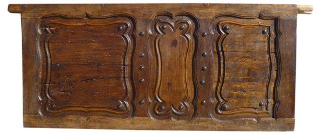 Antique Peruvian  Door