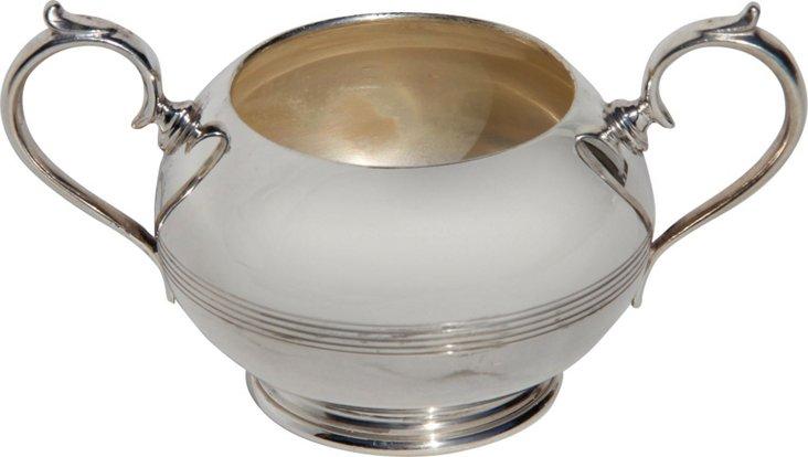 English Sugar Bowl, C. 1865