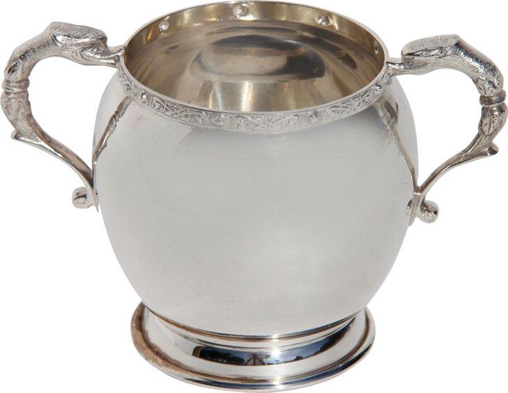 English Sugar Bowl, C. 1900