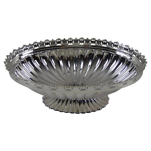 Portuguese Oval Dish, C. 1980