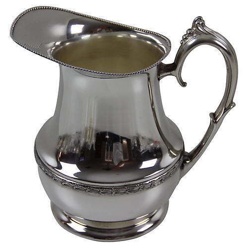 American Water Pitcher, C. 1895