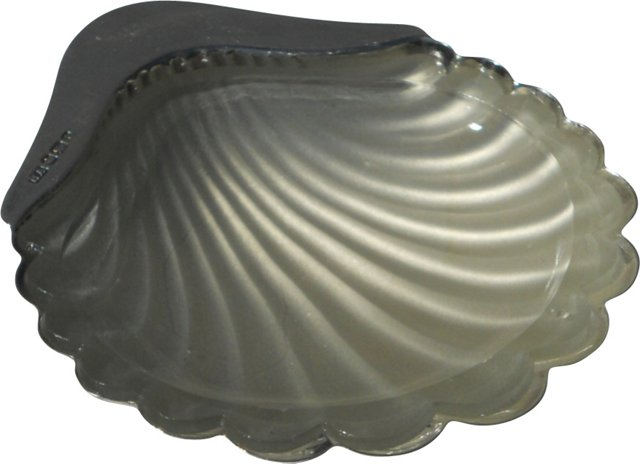 Sterling Shell Dish