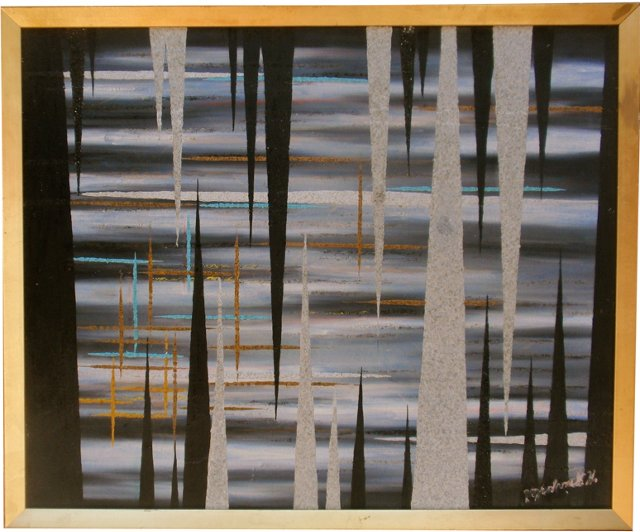 Abstract   by Miyoshi Kazuo