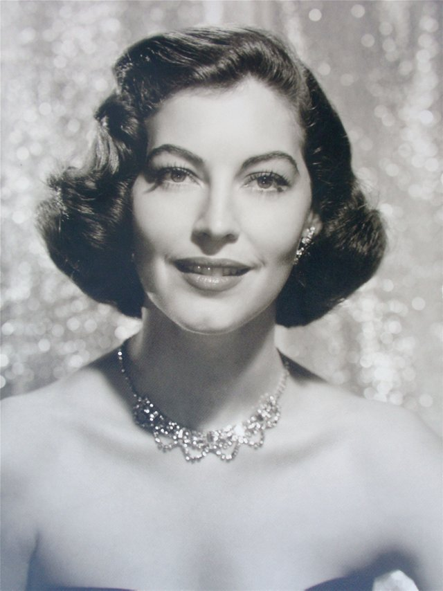 Ava Gardner by Virgil Apger