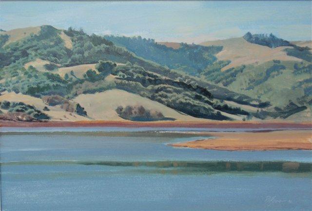 Stafford Lake by Ralph Borge