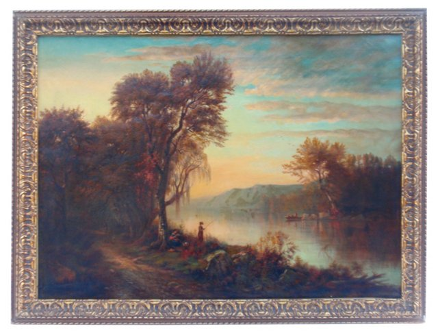 Hudson River Samuel H. Thurston