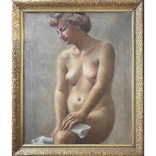Impressionist Nude, C. 1920