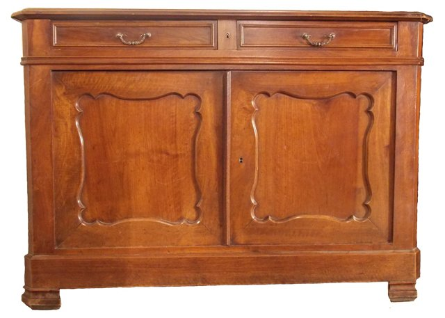 19th-C. French    Buffet