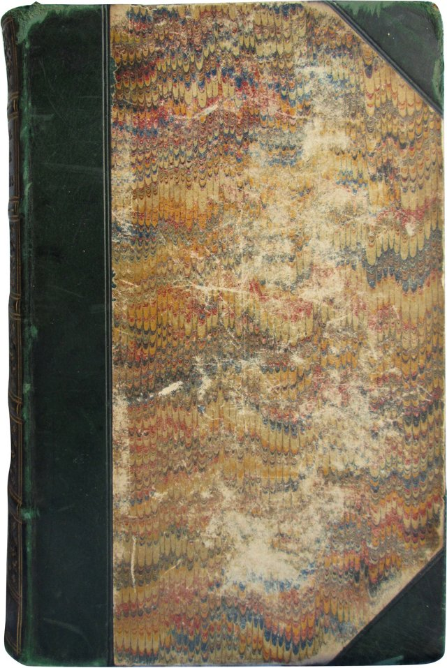 Leatherbound Book