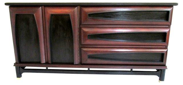 Midcentury Kent-Coffey    Dresser