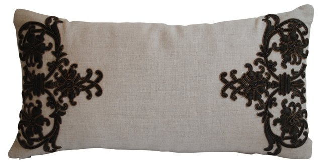 Turkish Embroidered Pillow