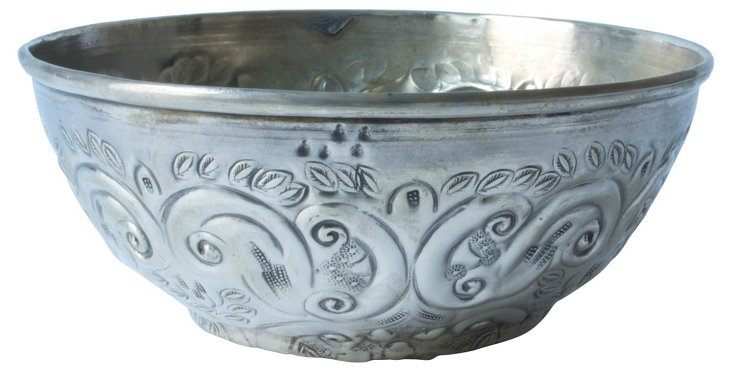 Moroccan Engraved Bowl
