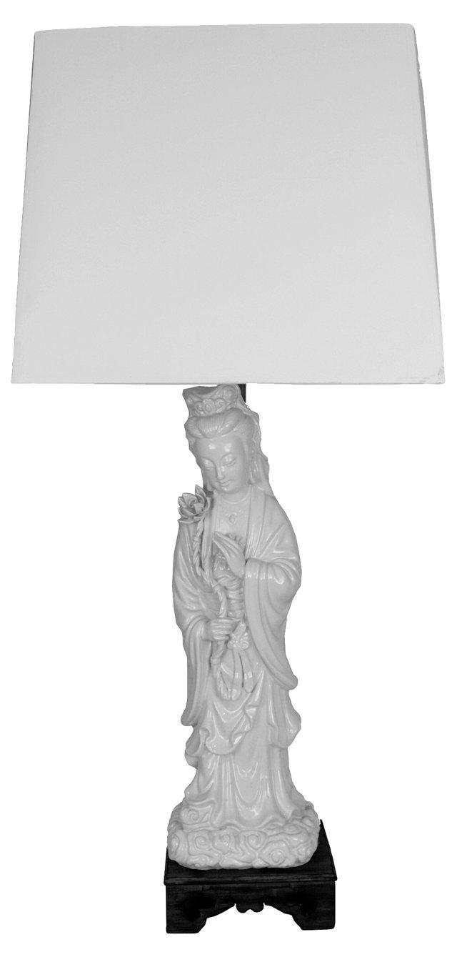 Asian Bride Lamp Base