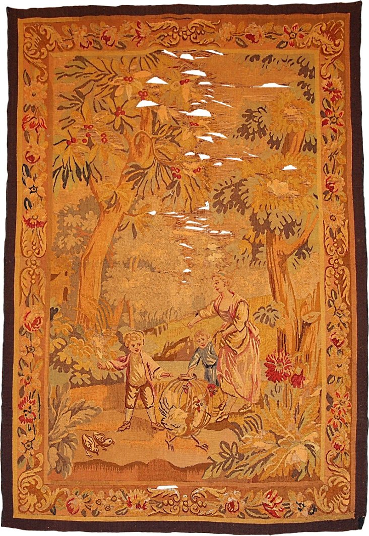 French Tapestry, 1870