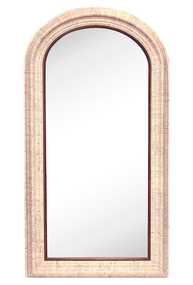 Decoupage Mirror