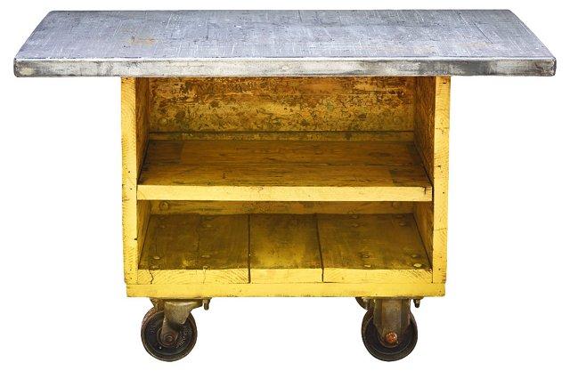Industrial Mason Cart