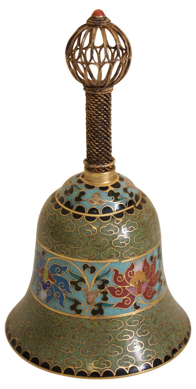 Cloisonné  Bell