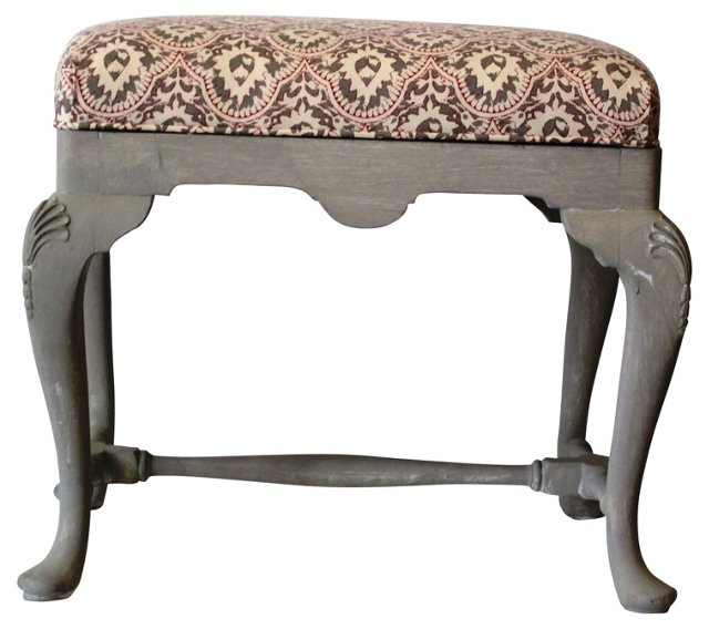 English Country-Style  Bench